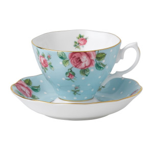 3115062-Polka-Blue-Vintage-Tea-Cup-Saucer-Boxed_652383739451-co